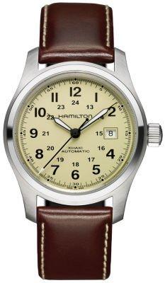 Hamilton Khaki Field Auto 42MM Men's Watch