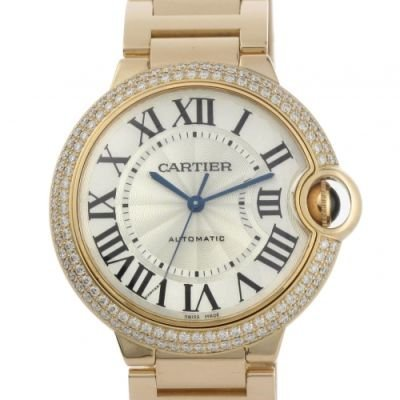 Cartier Ballon Bleu 33mm Women's Watch