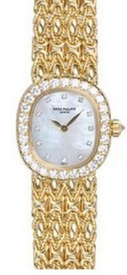Patek Philippe Golden Eclipse Women's Watch