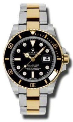 Rolex Submariner Date Men's Watch