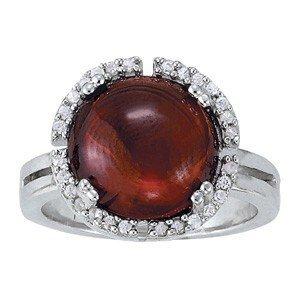 14K Gold 6.24 ctw Round Diamond Ring.  Brand New!   Fea