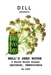 Dill: Mammoth 20x30 poster