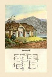 A Cottage Orne #4 24x36 Giclee