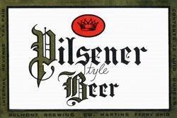Pilsener Style Beer 20x30 poster