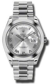 Rolex Day Date II Men's Watch