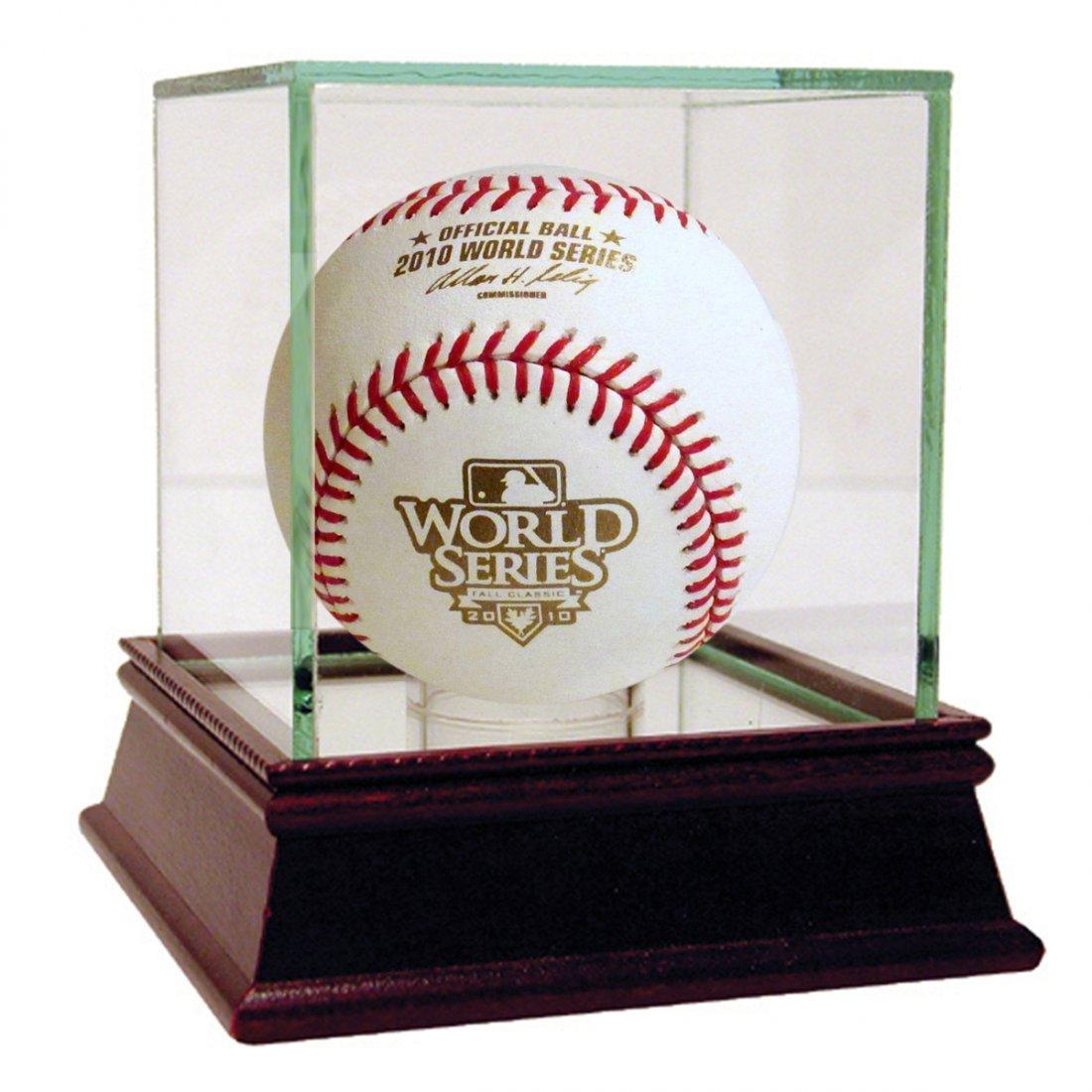 2010 World Series Champions Baseball