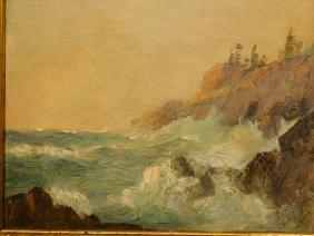 F. Mason Holmes: Point Granville, North Pacific Coast