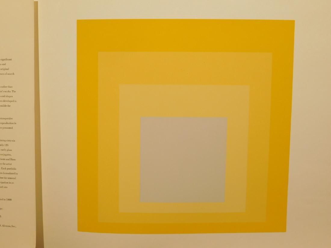 Josef Albers: Formulation: Articulation prospectus - 6