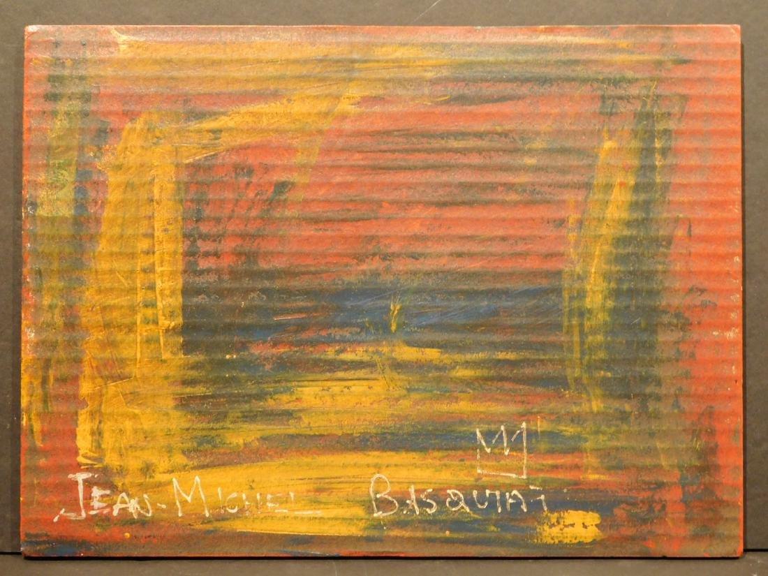 Jean-Michel Basquiat: Federal Reserve - 6