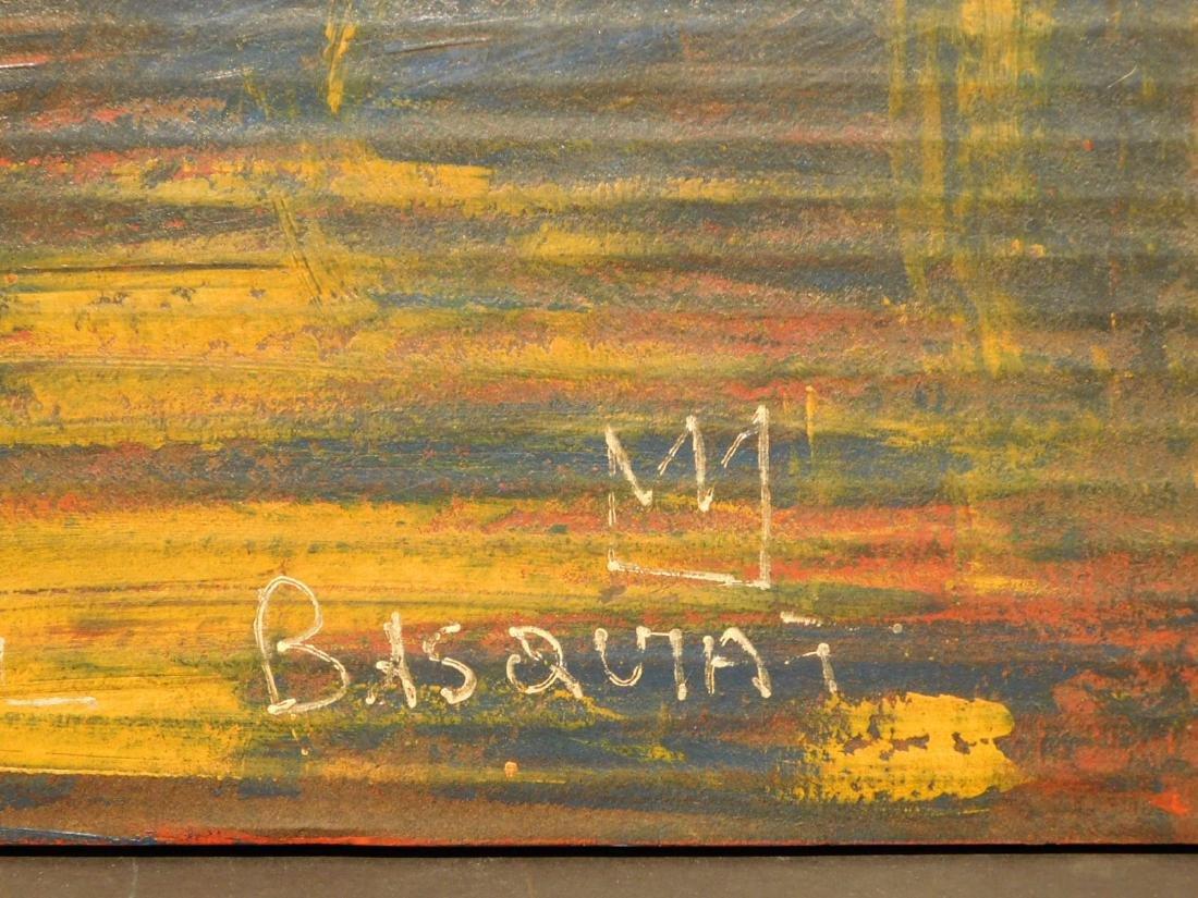 Jean-Michel Basquiat: Federal Reserve - 7