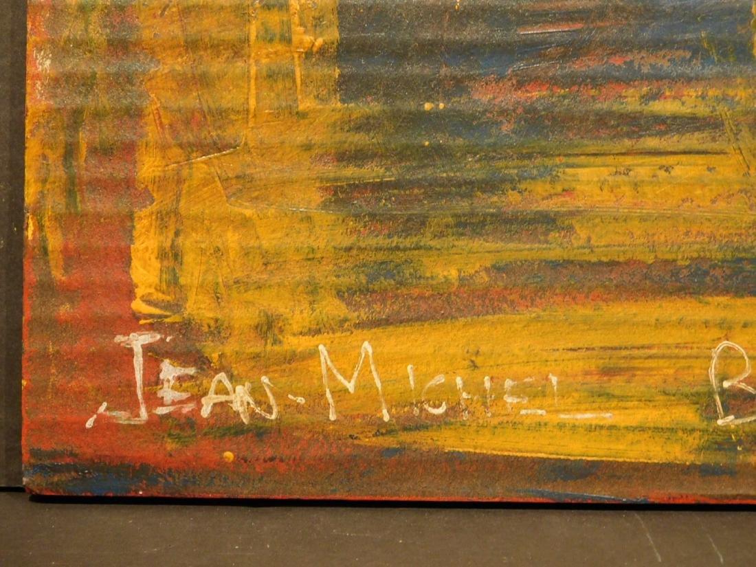 Jean-Michel Basquiat: Federal Reserve - 8