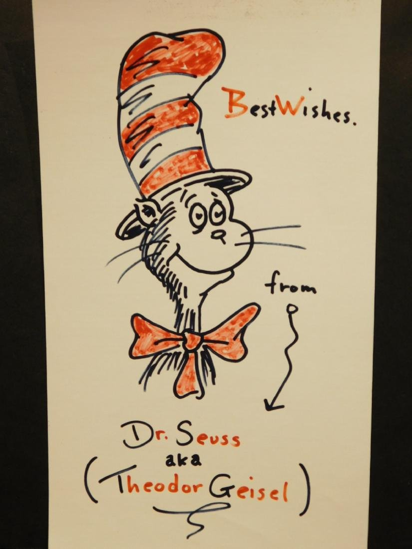 Dr. Seuss: Best Wishes From Dr. Seuss aka Theodore