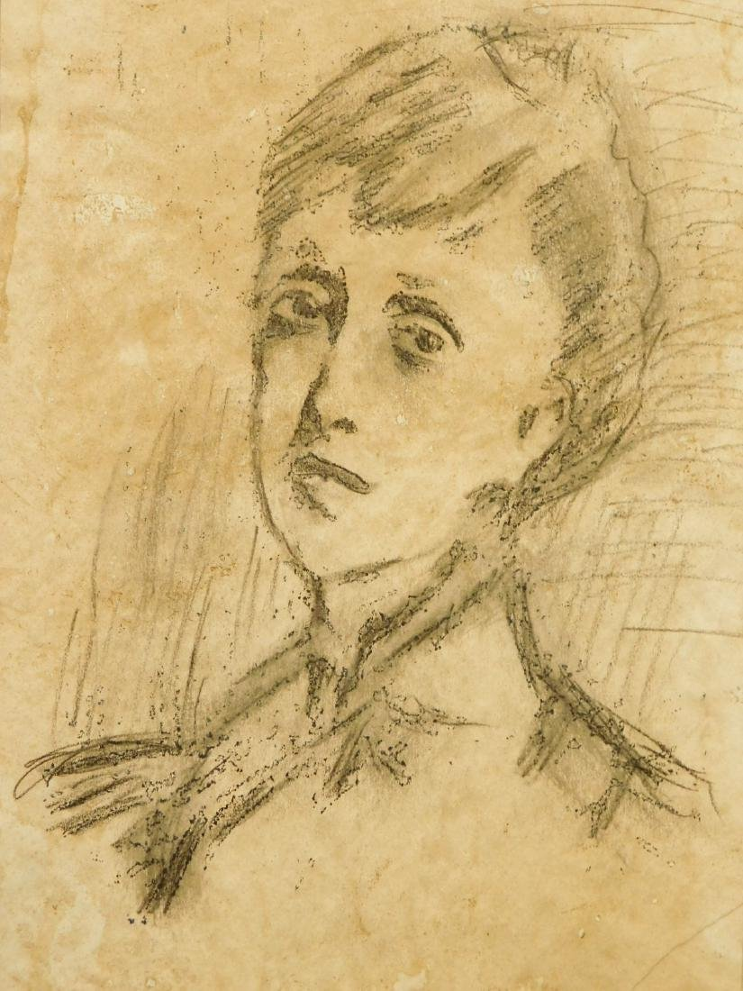 Edouard Manet: Portrait of a Lady