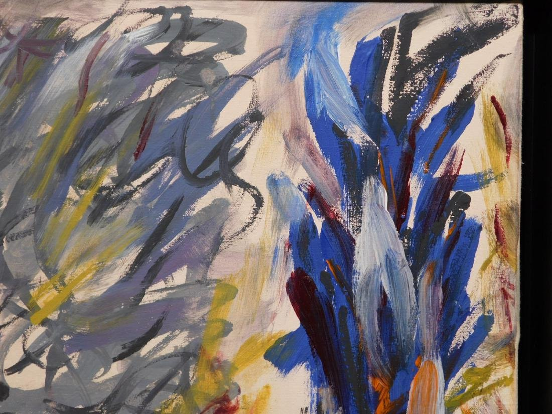 Joan Mitchell: Abstract Composition - 4