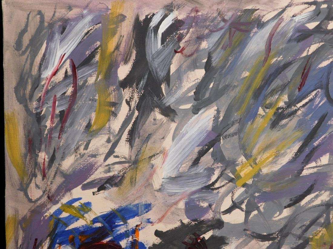 Joan Mitchell: Abstract Composition - 5