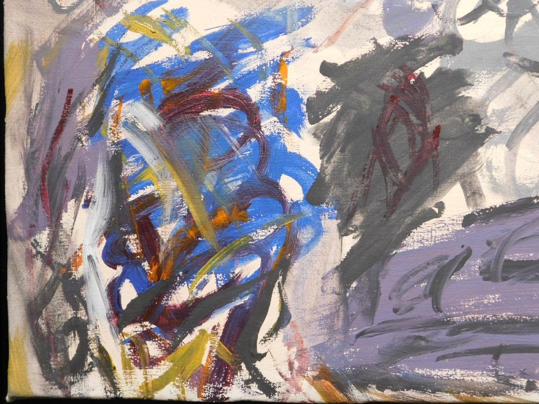 Joan Mitchell: Abstract Composition - 6