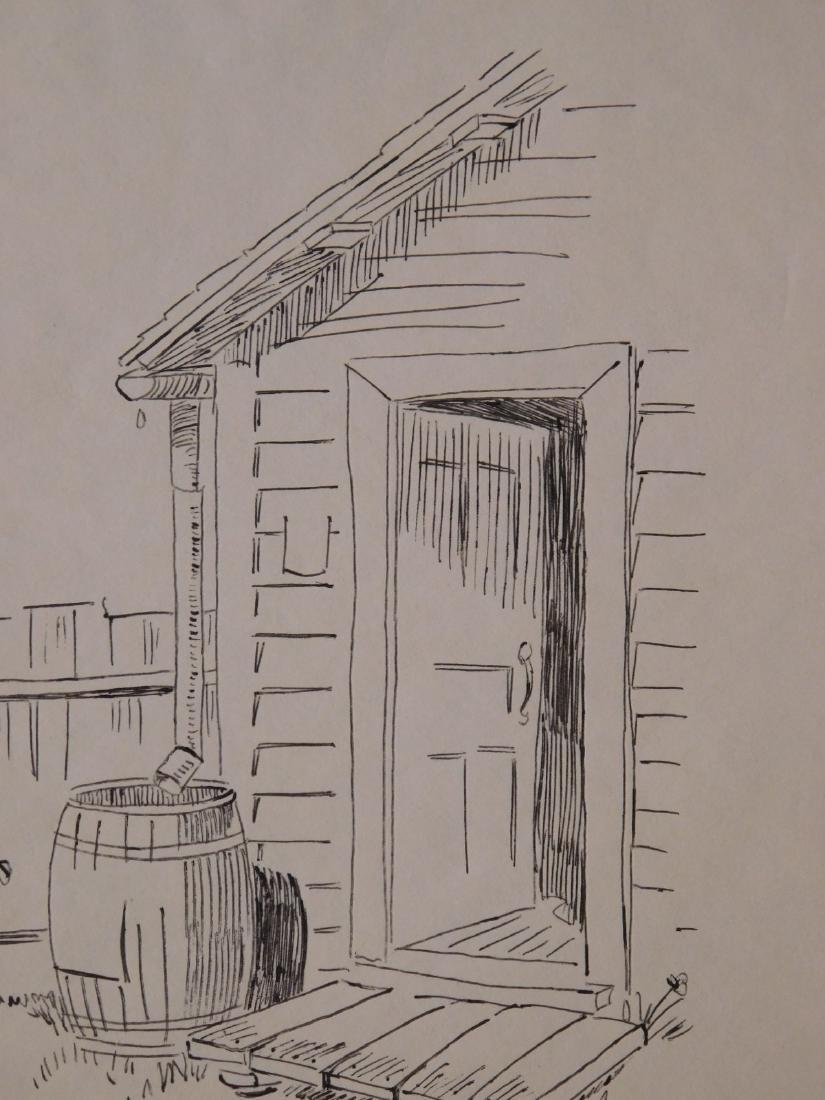 Norman Rockwell: Open Door - 5