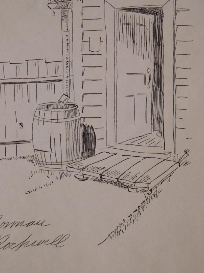 Norman Rockwell: Open Door - 6
