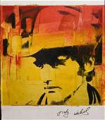 Andy Warhol: Dennis Hopper