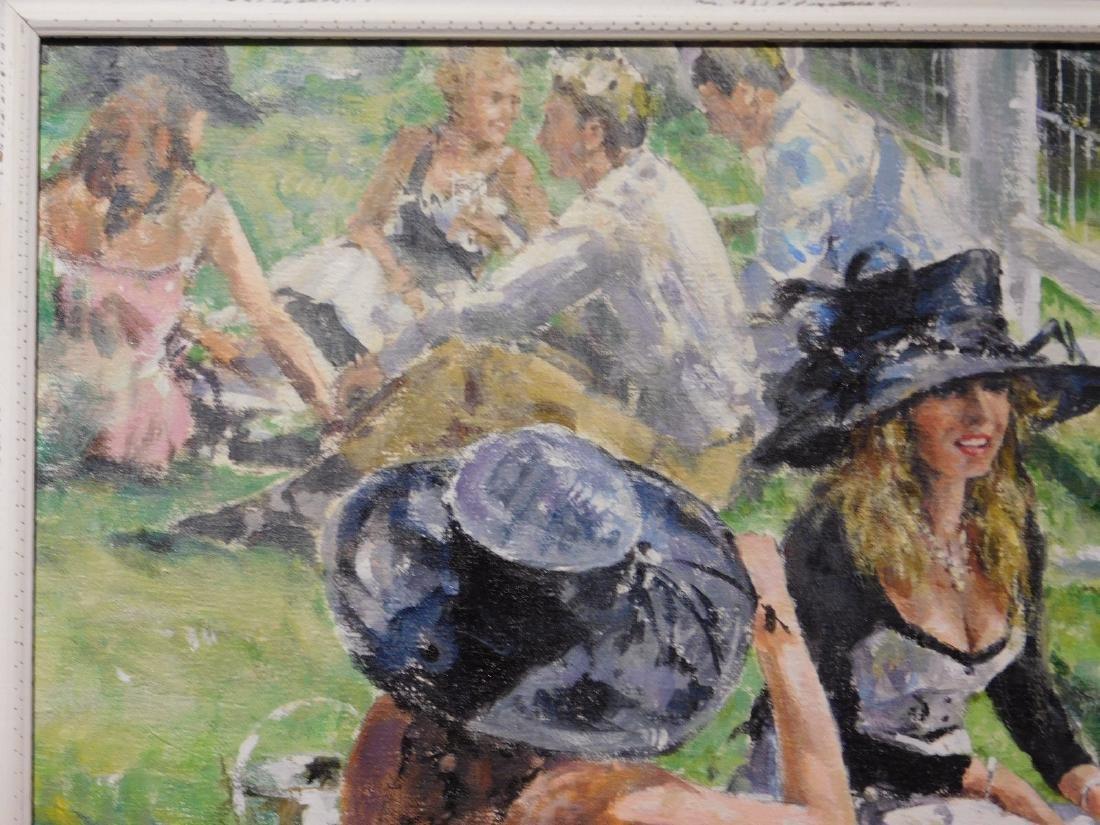 Gordon King: Pimms on the Grass - 4