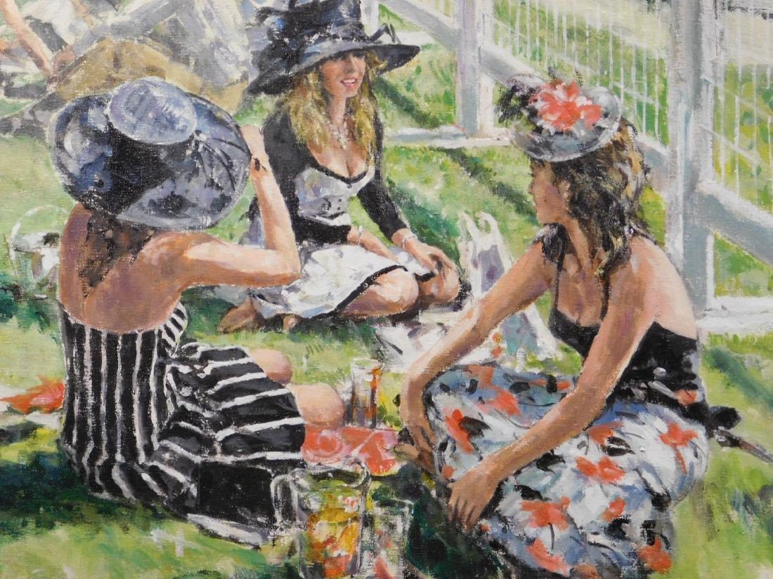 Gordon King: Pimms on the Grass - 6