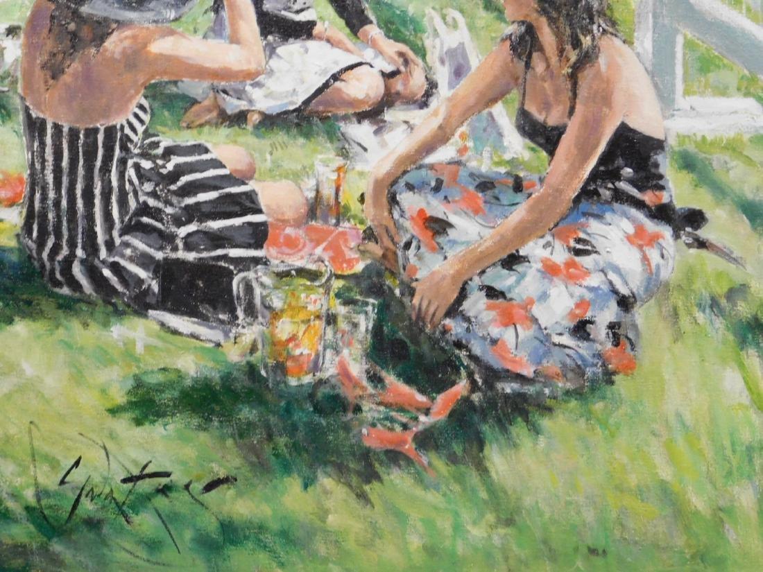 Gordon King: Pimms on the Grass - 7