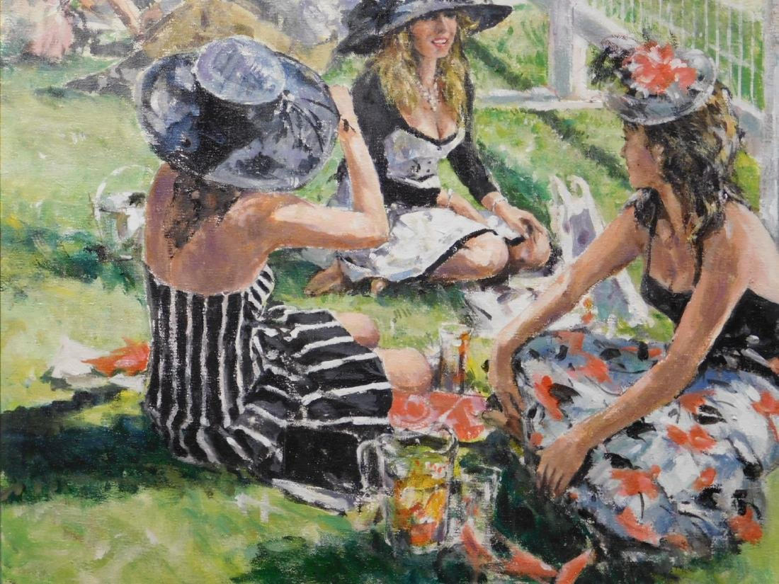 Gordon King: Pimms on the Grass - 8