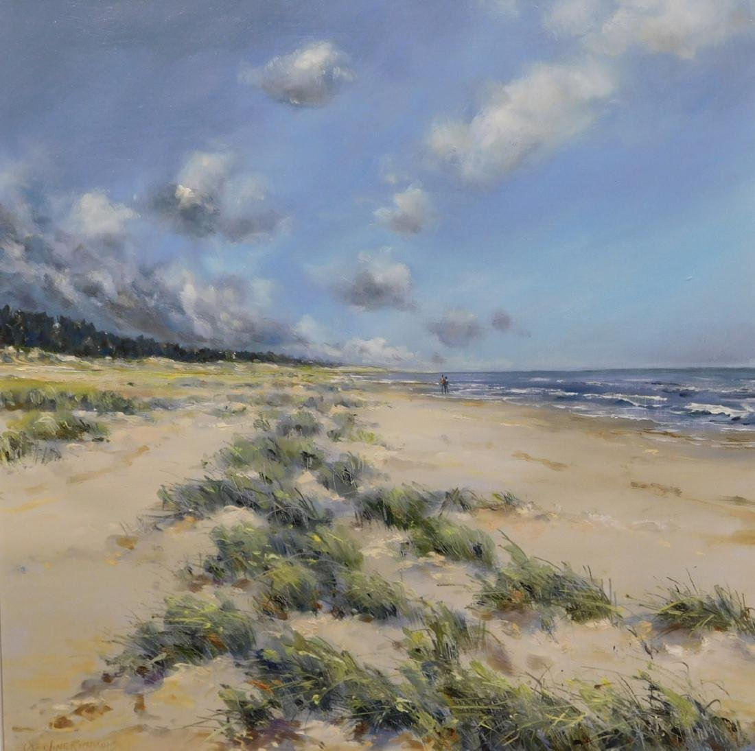 Caroline Richmond: Blue Horizon
