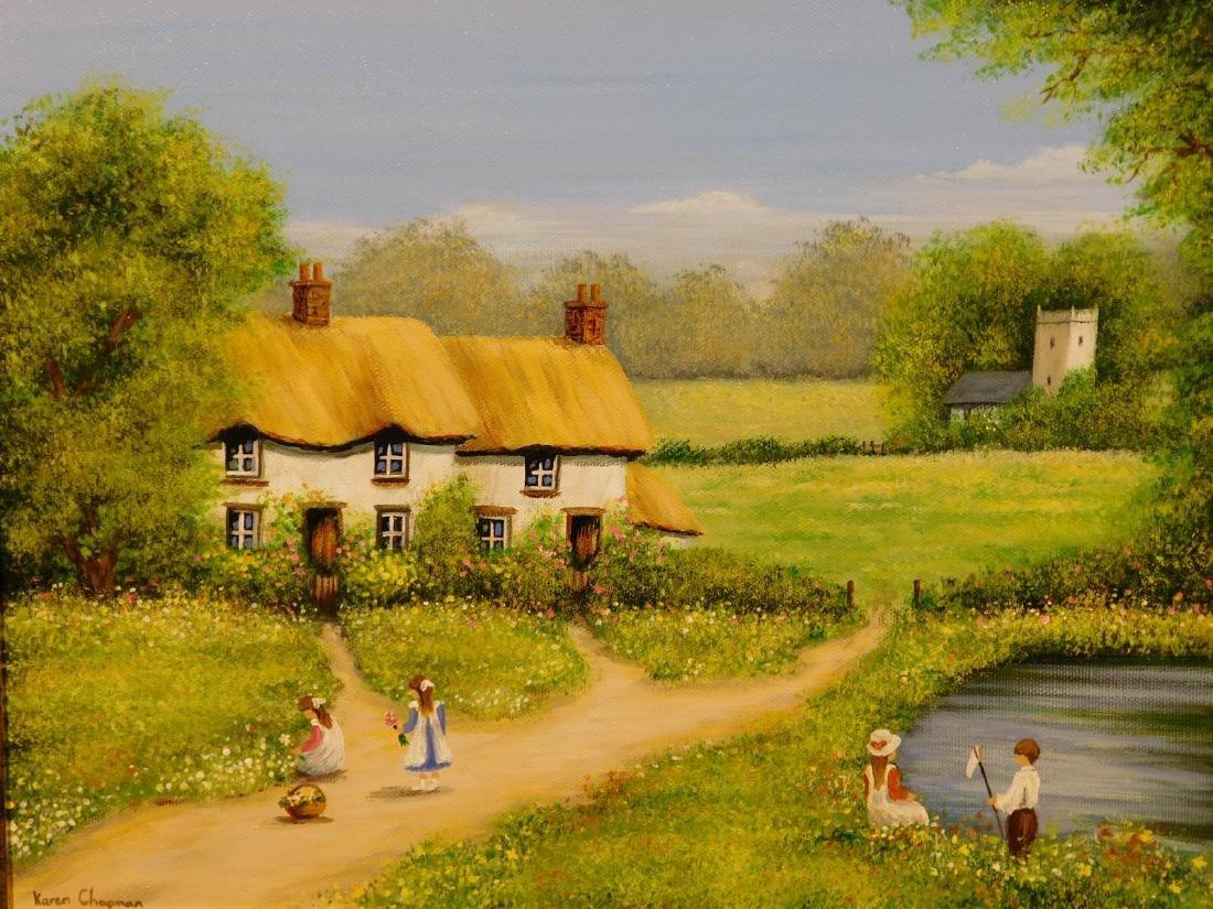 Karen Chapman: Landscape