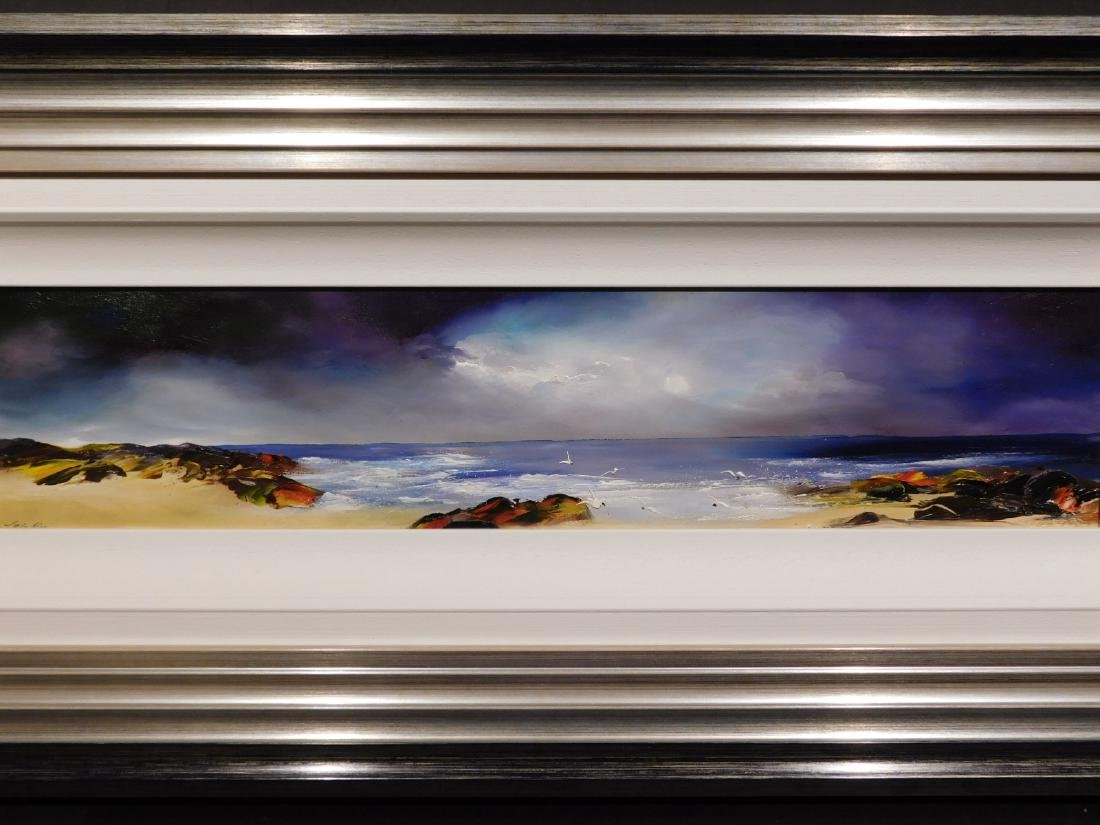 Lillias Blackie: Seascape - 2