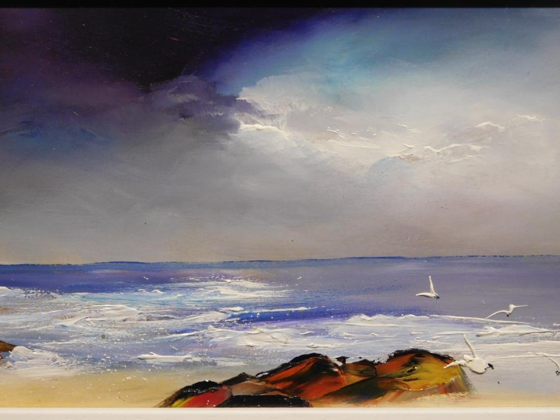 Lillias Blackie: Seascape - 4