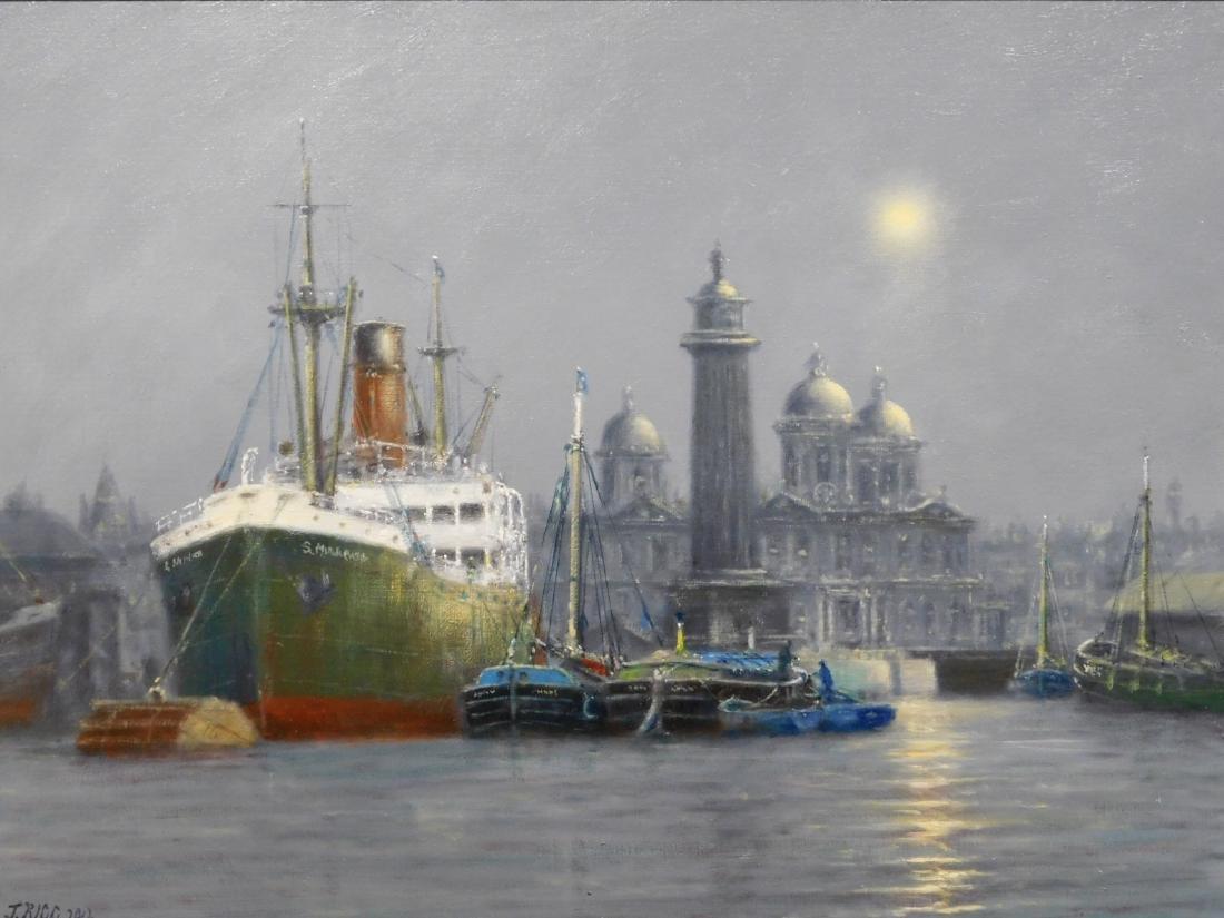 Jack Rigg: Background Hull