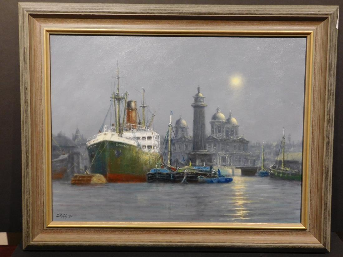 Jack Rigg: Background Hull - 2