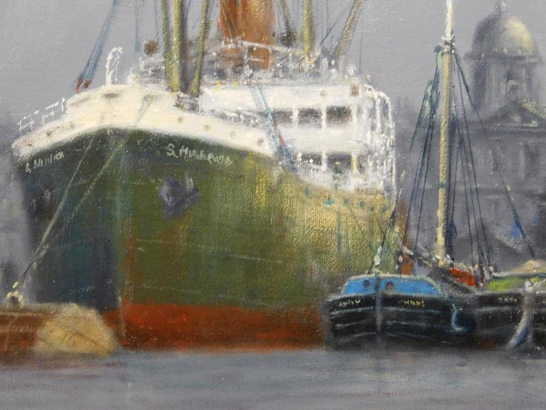 Jack Rigg: Background Hull - 5