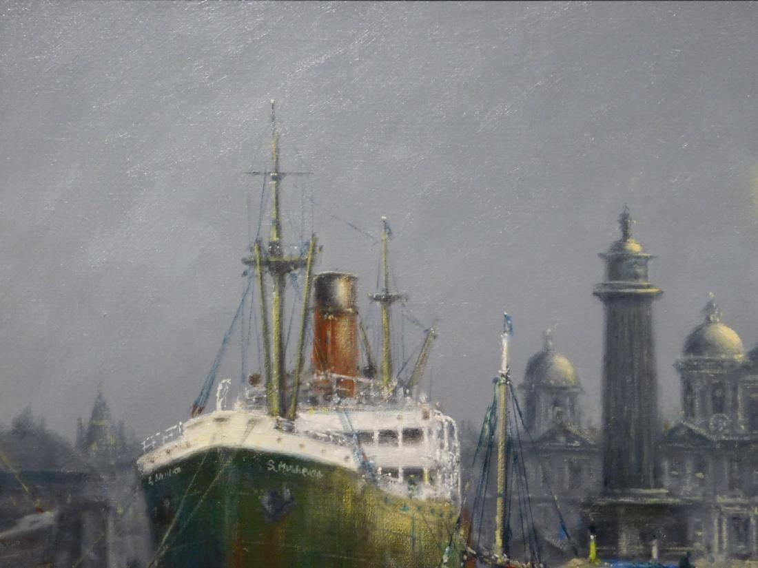 Jack Rigg: Background Hull - 6