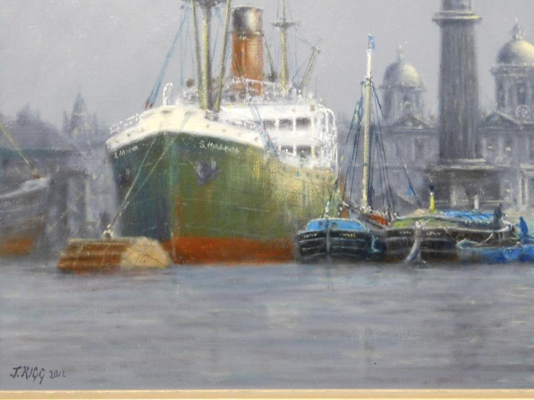 Jack Rigg: Background Hull - 7