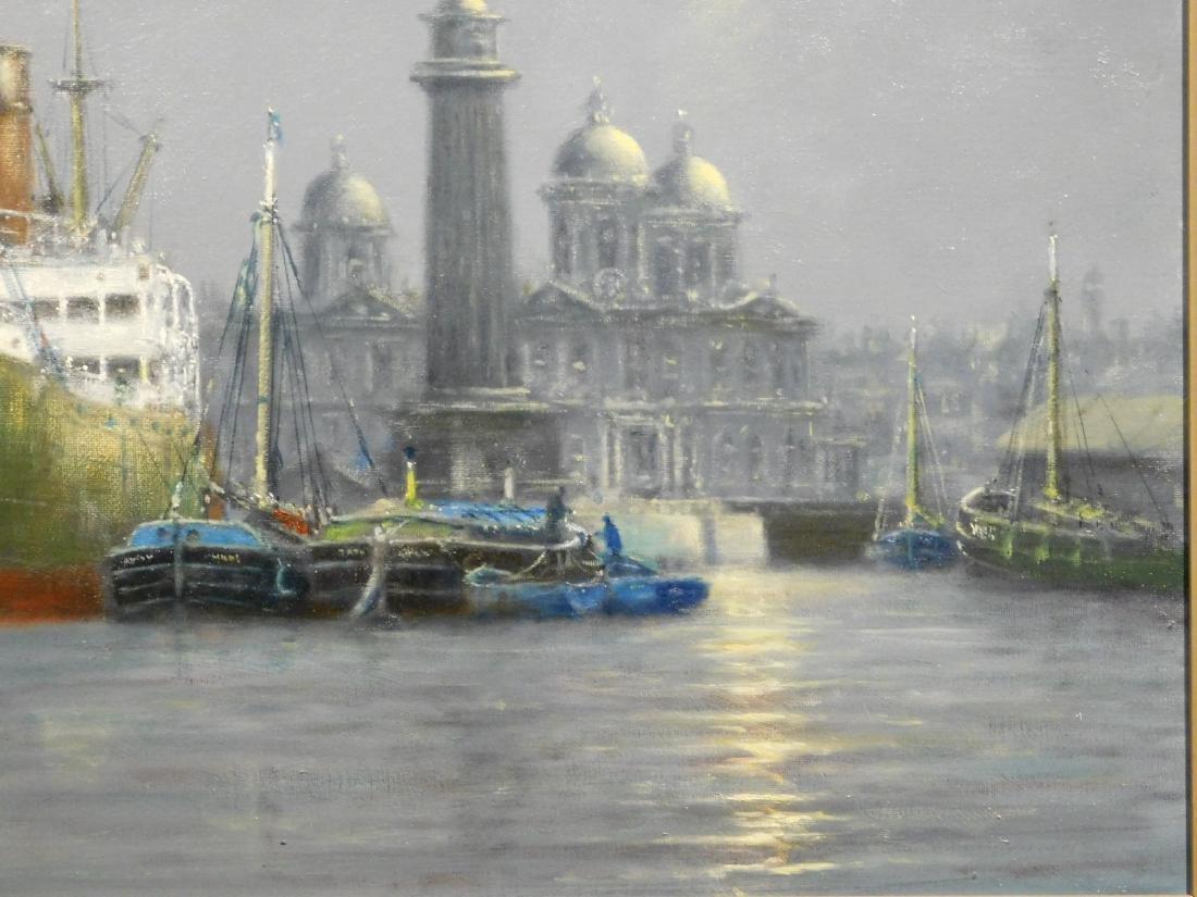 Jack Rigg: Background Hull - 8