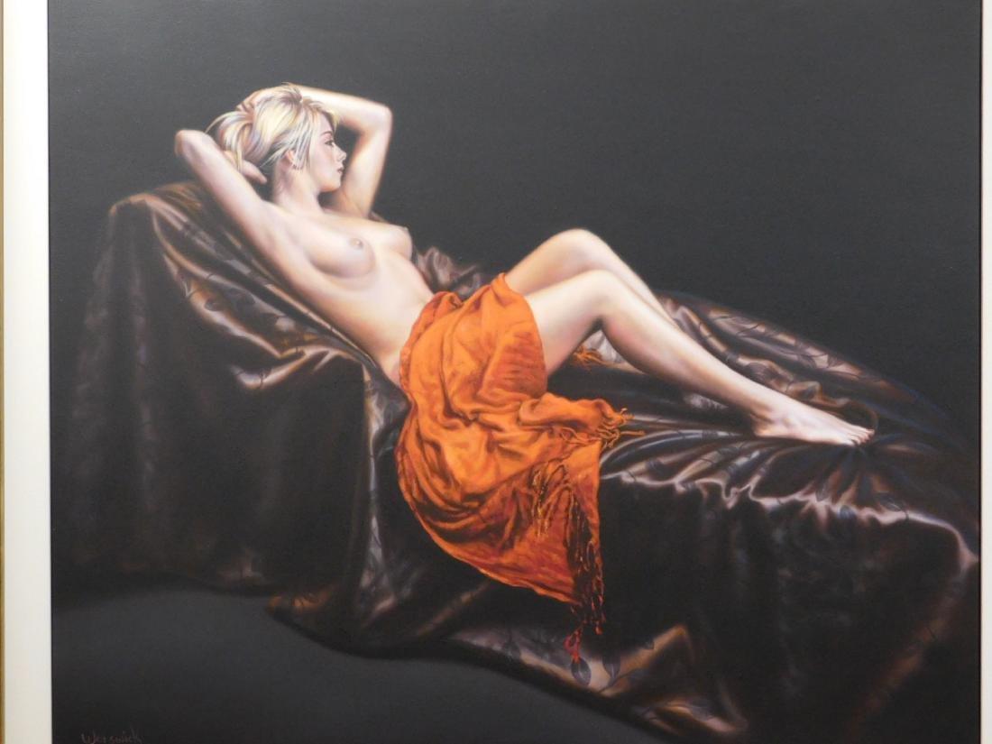 Peter Worswick: Recumbent Beauty