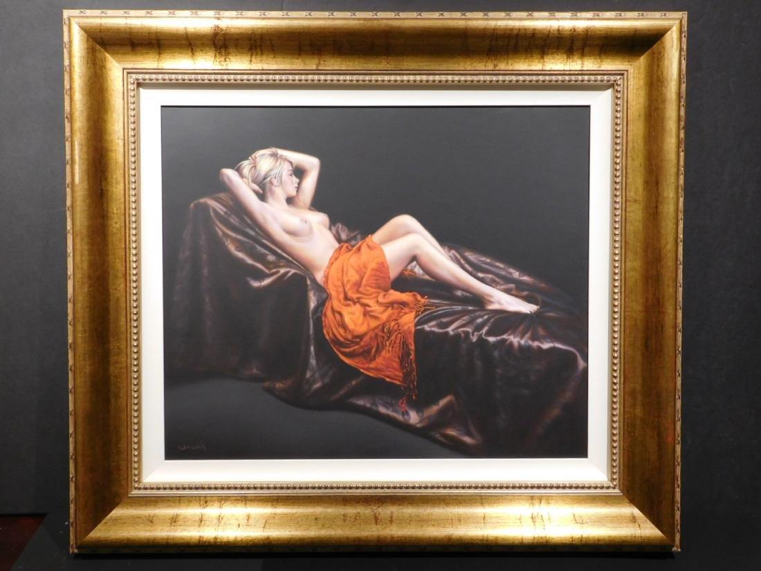 Peter Worswick: Recumbent Beauty - 2