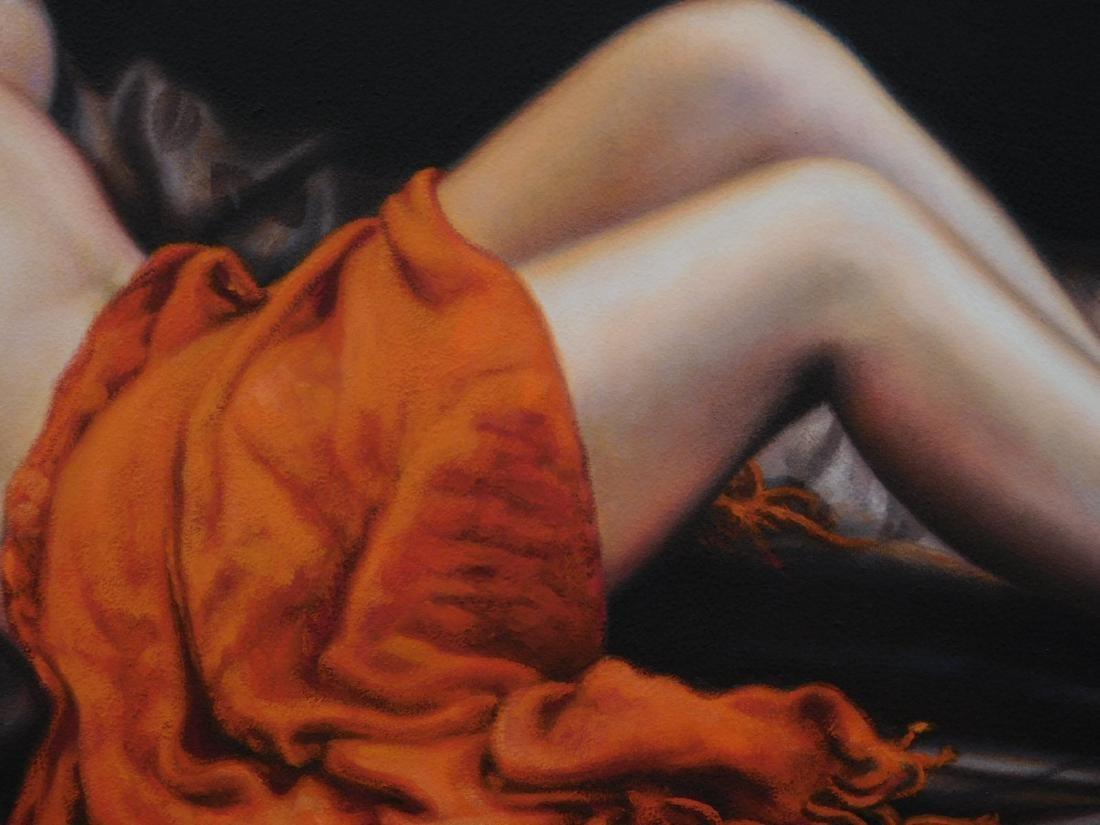 Peter Worswick: Recumbent Beauty - 5