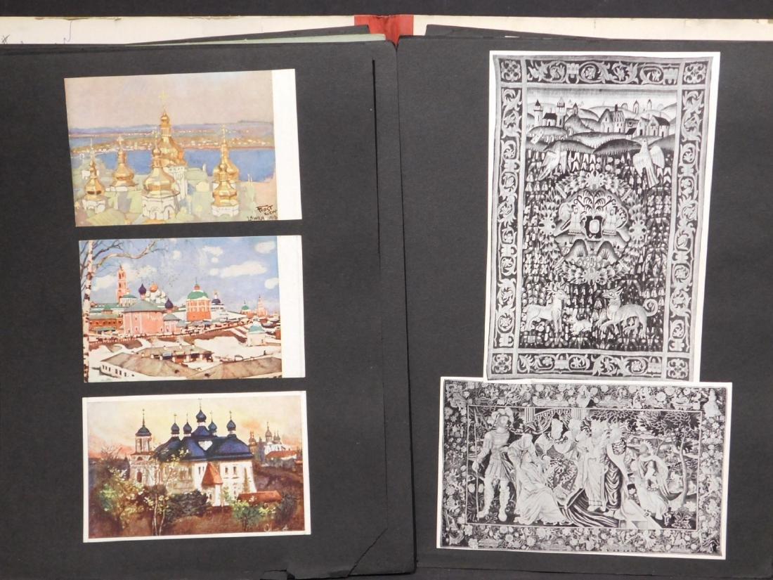 Scrapbook of Russian Images c. 1950 - 3
