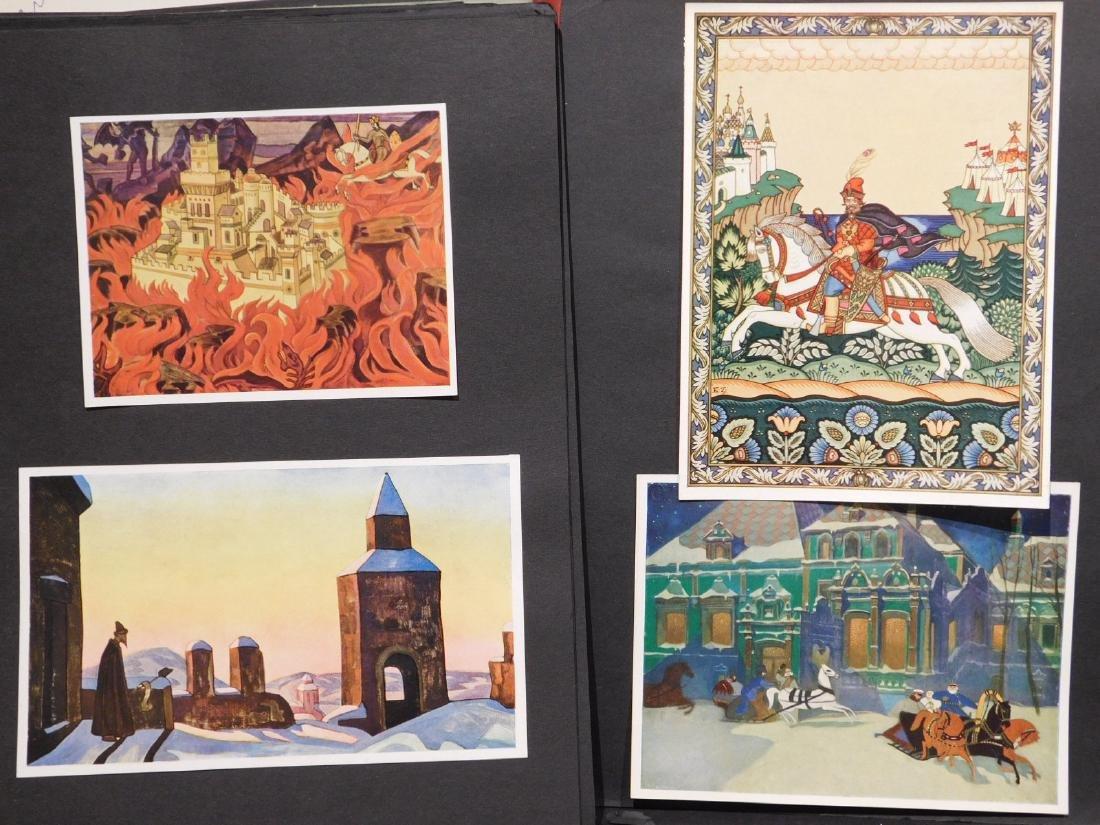 Scrapbook of Russian Images c. 1950 - 5