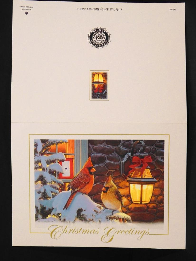 John Gotti Autograph on Christmas Card - 4