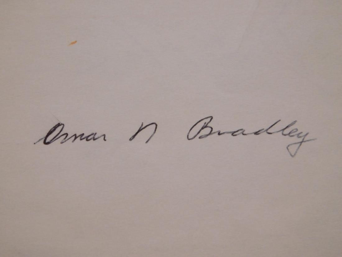 Richard Nixon, Dwight Eisenhower and Omar N. Bradley - 3