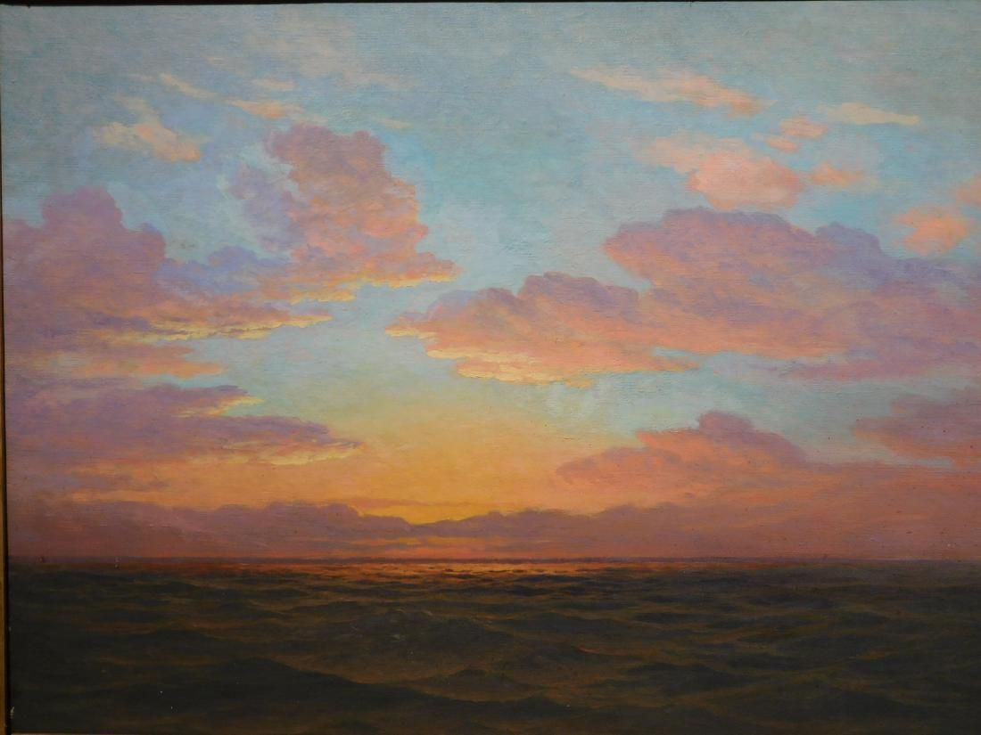 Frank Chester Perry: Seascape