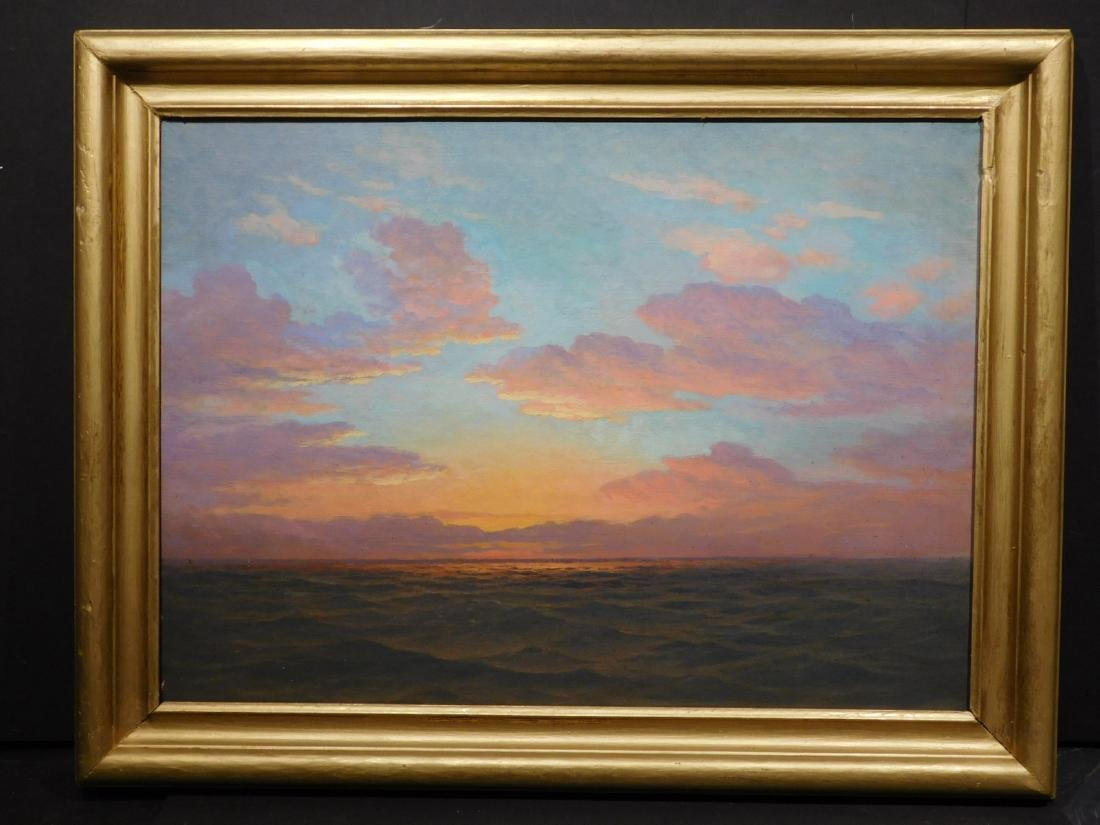 Frank Chester Perry: Seascape - 2