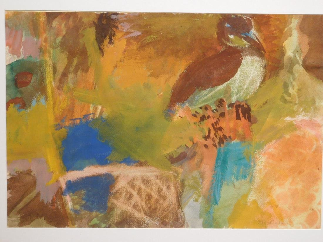 Morris Shulman: Bird