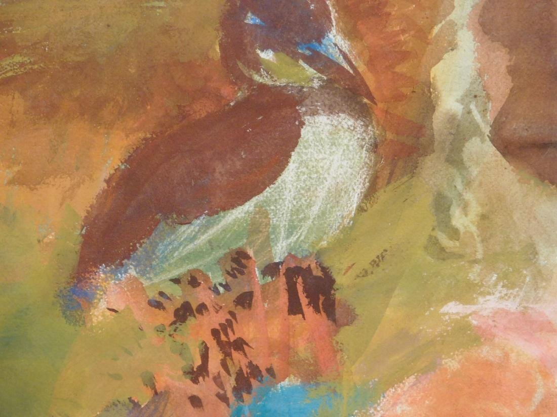 Morris Shulman: Bird - 3