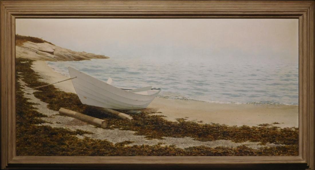 Thomas Crotty: Marine landscape