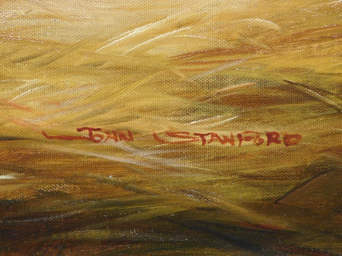 John Stanford: Horse & Dog - 3